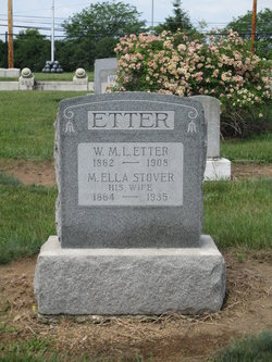 William Martin Luther Etter