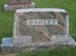 John Dietrich Babler