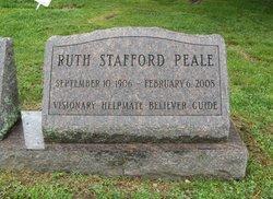 Mrs Ruth Stafford Peale