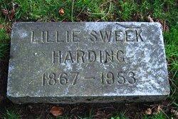 Lillian <i>Sweek</i> Harding