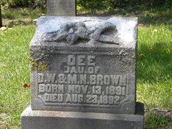 Dee Brown