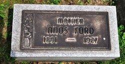 Anos Murvil <i>Foulke</i> Ford