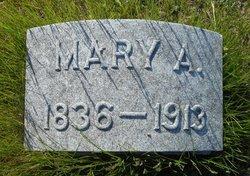 Mary A <i>French</i> Clemons