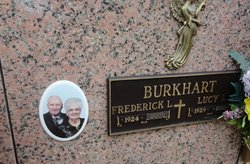 Frederick L. Fred Burkhart