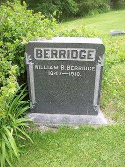 William B Berridge