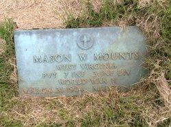 Mason William Mounts