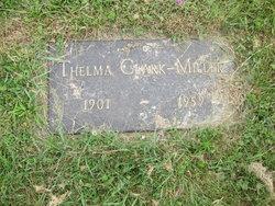 Thelma Beatrice <i>Clark</i> Miller