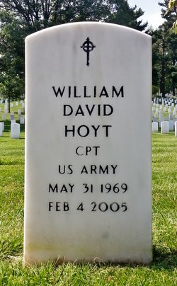 Capt William David Hoyt