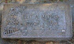 Leo Alphonsis Mahon