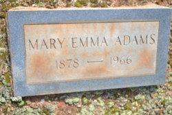 Mary Emma Adams