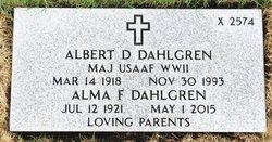 Albert Donald Dahlgren