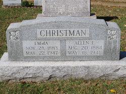 Allen E Christman
