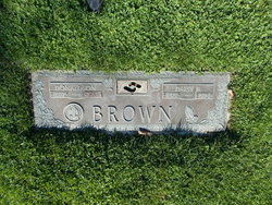 Daisy Blanche <i>Gray</i> Brown