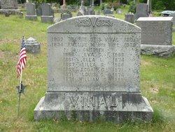 Pvt George Otis Vinal