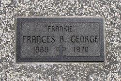 Frances Bridget <i>O'Reilly</i> George