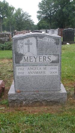 Angela Marie Angie Meyers