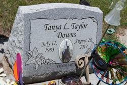 Tanya Lynn <i>Taylor</i> Downs