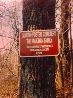 Martin-Foster Cemetery