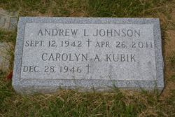 Andrew L. Andy Johnson