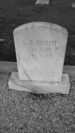 G B Bennett