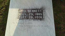 Daniel G. Bennett
