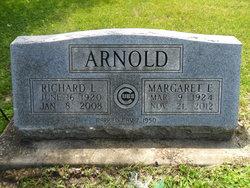 Margaret Emma <i>Hobbs</i> Arnold