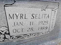 Myrl Selita <i>Reeves</i> Pitts