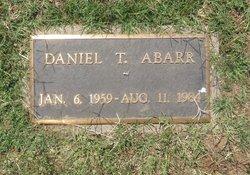 Daniel Thomas Abarr