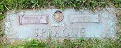 Mary Maude <i>Miller</i> Sprague