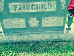 Margaret Maureen <i>Beckham</i> Fairchild