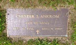 Chester S Bud Ankrom