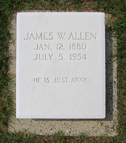 James William Allen, Sr