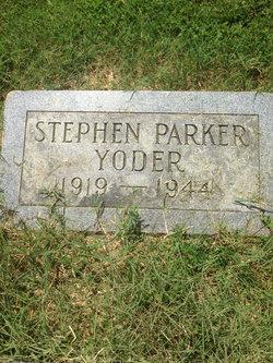 Stephen Parker Yoder