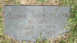 Dora Jane <i>Clapp</i> Austin