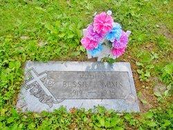 Bessie Lee <i>Weaver</i> Mims