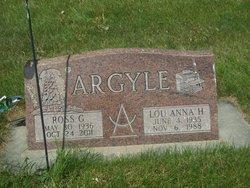 Ross Gunn Argyle