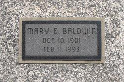 Mary Ellen <i>Westhoff</i> Baldwin