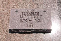 Elizabeth <i>George</i> Jacquinot
