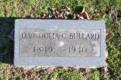 Darthila Clementine <i>Petty</i> Bullard