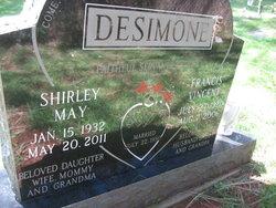 Shirley May <i>Fenton</i> DeSimone