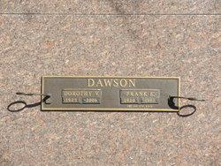 Dorothy V. <i>Over</i> Dawson