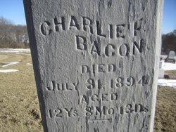 Charlie F. Bacon