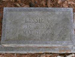 Lessie <i>Cooper</i> Lumley