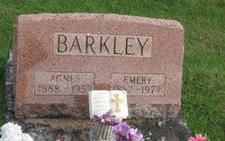 Agnes <i>Seeley</i> Barkley
