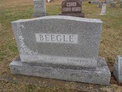 Catherine E <i>Dibert</i> Beegle