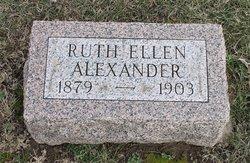 Ruth Ellen Alexander