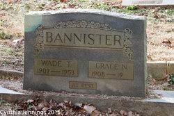 Wade Thomas Bannister