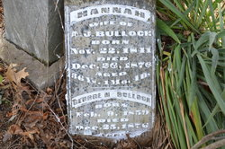 Hannah <i>Wilkinson</i> Bullock