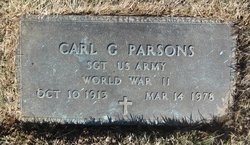 Carl Goodwin Parsons