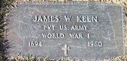 James William Keen